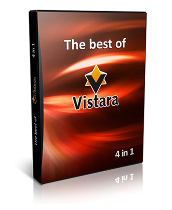 Комплект курсов от Vistara с 50%-й скидкой!