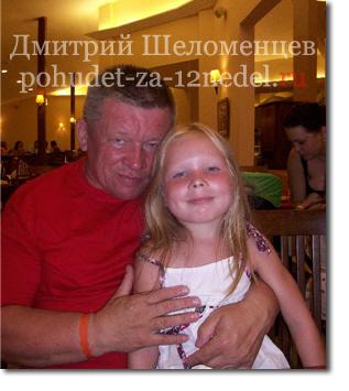 Отзывы на курс Дмитрия Шеломенцева «ПОХУДЕТЬ ЗА 12 НЕДЕЛЬ!»