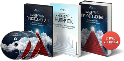 Видеокурс «Киберсант-Профессионал» - Никита Королев и Анатолий Белоусов