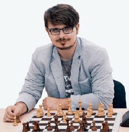 Роман Ежов шахматы