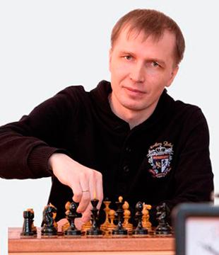 Шипицын Павел Александрович Шахматы с Жориком