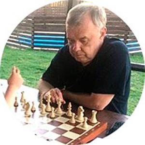 Валерий Параничев Шахматы с Жориком