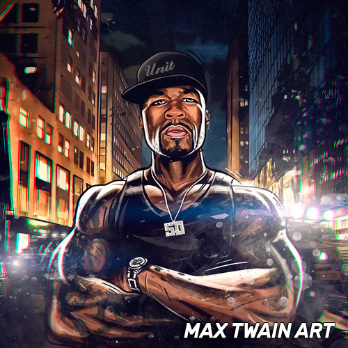 Art of Max Twain