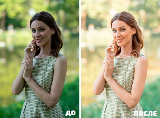 Евгений Карташов - Цветокоррекция летних портретов