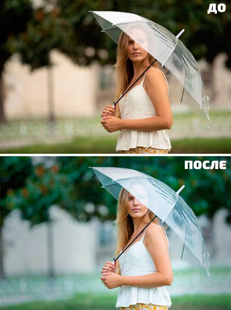 Цветокоррекция летних портретов - Евгений Карташов