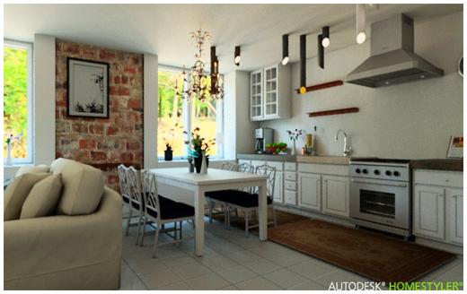 дизайн-проект в Homestyler за 60 минут бесплатно