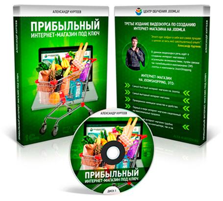 видеокурс Прибыльный Интернет-магазин под ключ александр куртеев