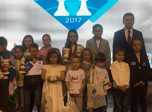 Шахматы с Жориком - Жорик побеждает на соревнованиях