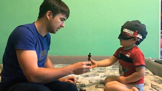 Видео уроки шахмат с Жориком Борисовым