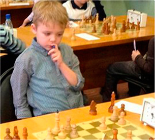 Отзыв о школе шахмат - Шахматы с Жориком