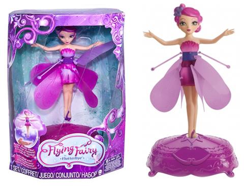 игрушка Летающая Фея Flying Fairy купить со скидкой