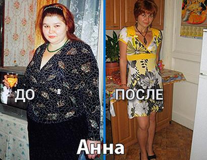Отзыв Анны о диете Татьяны Малаховой отзыв