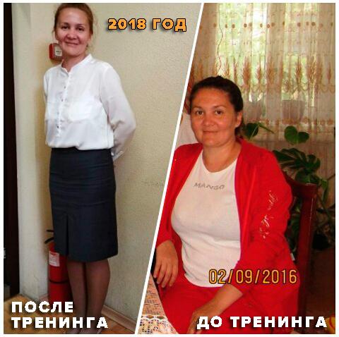 Отзыв похудевшей по методике Дмитрия Порадова - похудела на 13,5 кг отзыв