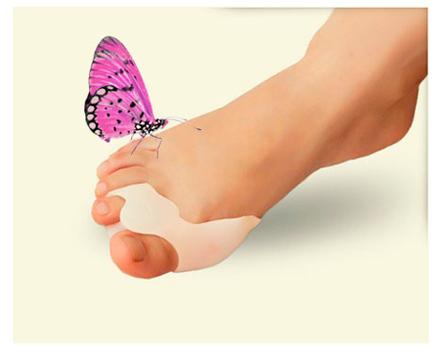 Средство от косточки на ноге Valgus Pro. Фиксатор Valgus Pro от косточки на ноге