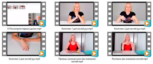Упражнения, самомассаж, растяжка при онемении кистей рук - Александра Бонина