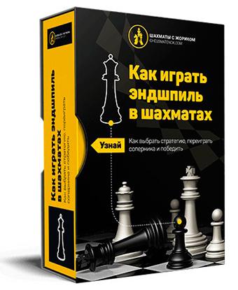 Как играть эндшпиль в шахматах видеокурс